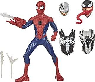 Boneco Marvel Spider-Man Maximum Venom, Spider-Man Venom Gear, Homem-Aranha - E7493 - Hasbro
