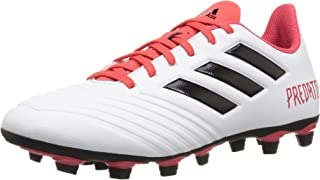 adidas Kids' Predator 18.4 FxG Soccer Shoe