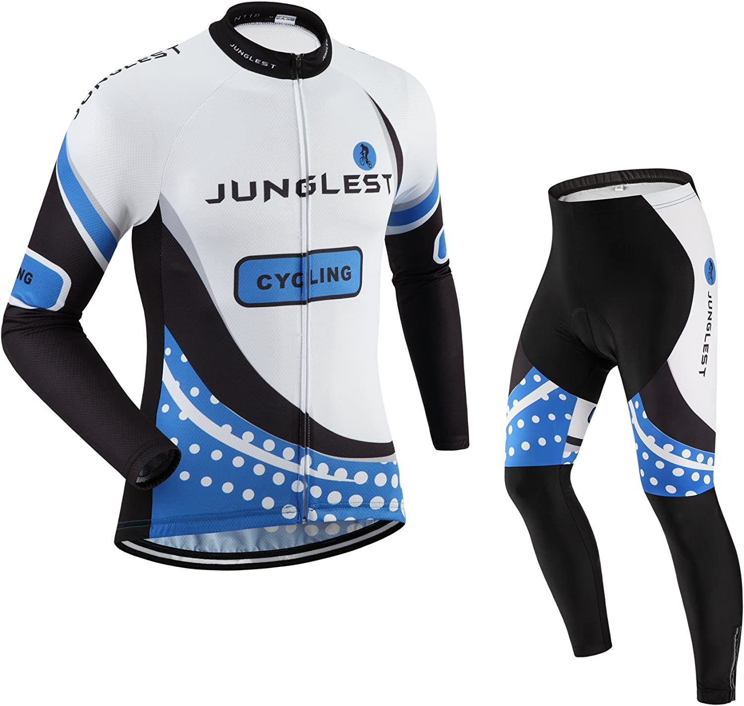 Cycling jersey Set, Maillot de Cyclisme Wen Homme Long sleeve Manches Longues(S5XL,option bib Cuissard,3D pad Coussin) N118