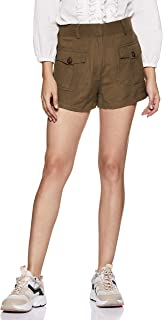 Forever 21 Women's Rayon Shorts