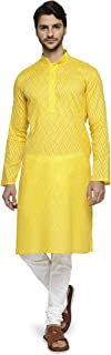 Ethnix by Raymond Men's Cotton Kurta