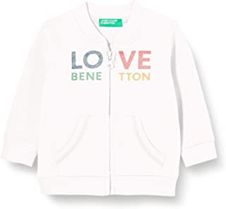 United Colors of Benetton (Z6ERJ) Girl's Giacca M/L Cardigan Sweater