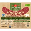 Applegate, The Great Organic Uncured Beef Hot Dog, 10oz