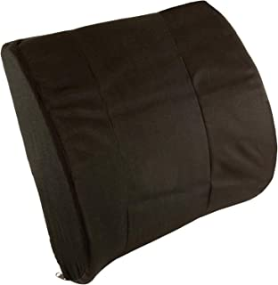 Roscoe Medical PC7121 Contoured Lumbar Cushion, Supportive Foam Back Cushion Promotes Healthy Posture, Helps Relieve and R...
