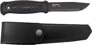 mora bushcraft black carbon steel knife