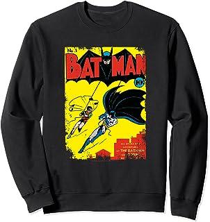 DC Comics Batman Comic Cover Sweatshirt