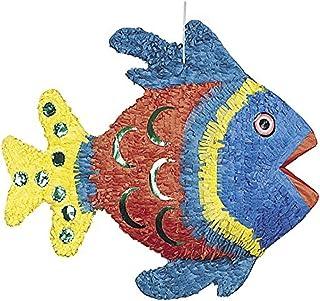 Unique Angel Fish Pinata, Multicolour