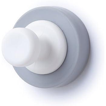 マグエバー(mAGEVER) シリコンマグネット ホワイト 『iフック』 直径3.1×厚み2.8cm 72371