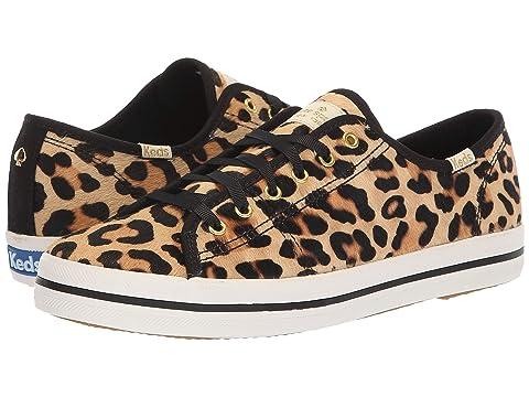 Keds x kate spade new york Kickstart KS Leopard