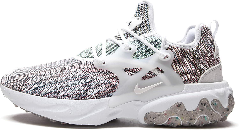 Nike Mens React Presto Flyknit Running Shoes
