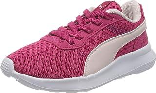 PUMA Kids' ST Activate AC PS Sneakers, Blue Peacoat White 03, 2.5 UK 35 EU