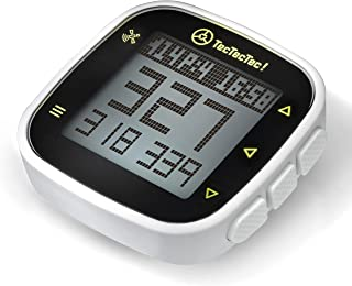 $99 » TecTecTec ULT-G Ultra-Light Golf GPS Handheld, Preloaded Worldwide Courses, Lightweight, Simple, Easy-to-use Golf Watches