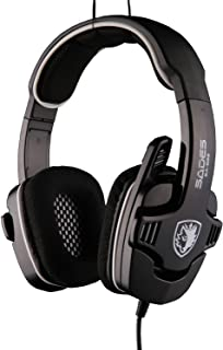 [ Updated Version of Sades 901 ] DLAND Sades SA 922 3 in 1 Black Multiple Interface Support 7.1 Simulated Sound Channels W...