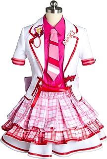 Girls School Uniform Love Live! Honoka Kousaka After School Activity Dress Cosplay Costume