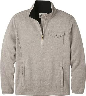 Old Faithful Quarter Zip Sweater - Men's