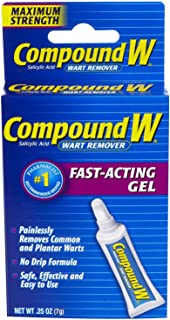 Title Change to:Compound W Maximum Strength, Fast-Acting Gel 0.25 oz