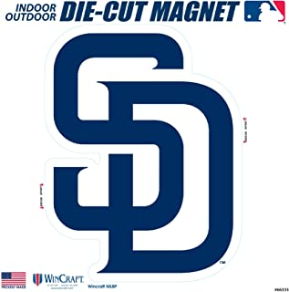Stockdale Milwaukee Brewers SD 12 Logo MAGNET Die Cut Vinyl Auto Home Heavy Duty Baseball