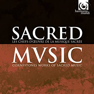 sacred music box harmonia mundi