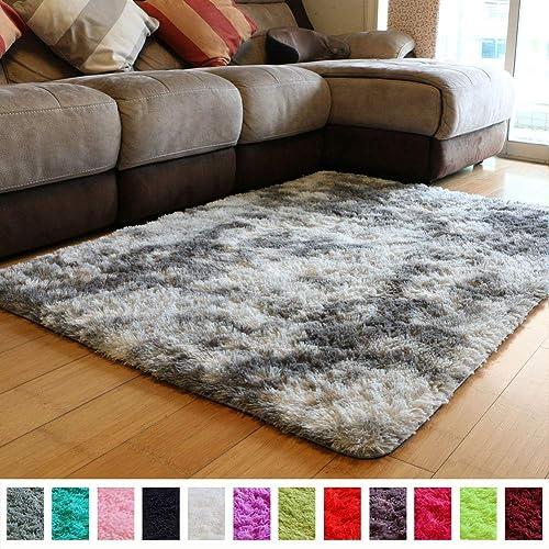 Bon PAGISOFE Moderns Abstract Area Rugs Mats Decor Colors Rug For Bedroom  Living Room Nursery Floor Fluffy