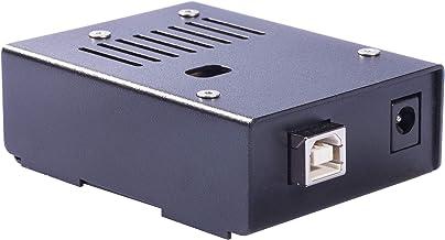 Arduino Uno - Metal Case (Black)