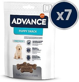 Advance Snacks Para Perro Puppy - Paquete de 7 x 150 gr -