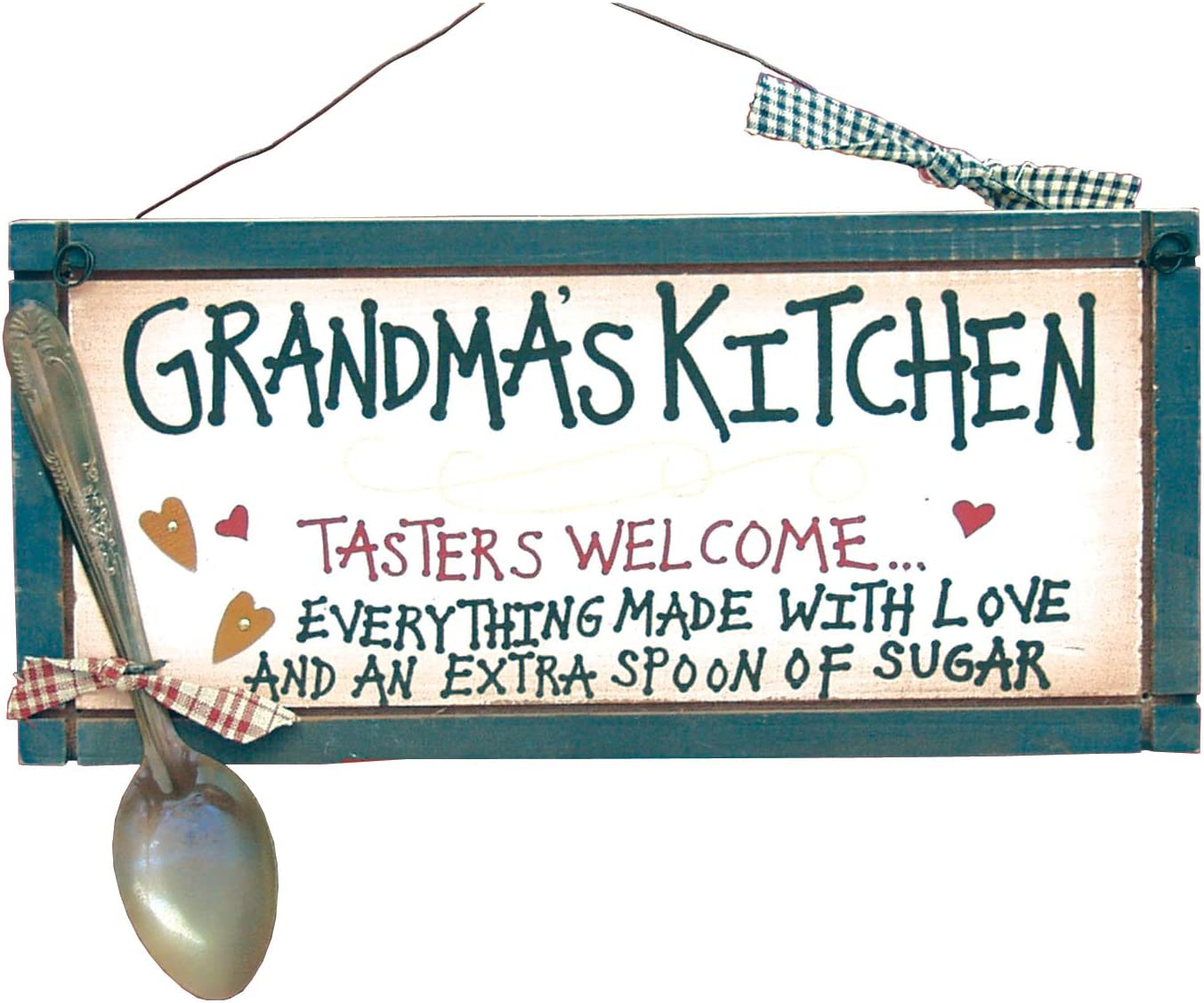 Ohio Wholesale sale Grandma's Kitchen 67% OFF of fixed price Sign Coll Grandparents from Our