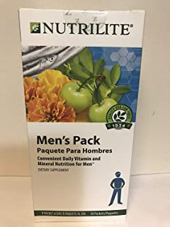 Amway Nutrilite Men's Pack-30 Packets