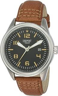 (Renewed) Esprit Analog Black Dial Mens Watch - ES106311001#CR