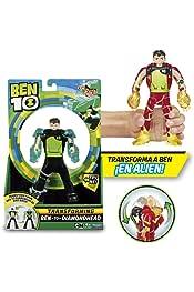 Amazon.es: Ben 10 - Muñecos y figuras / Coches y figuras ...