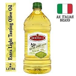 Bertolli Extra Light Tasting Olive Oil, 2L