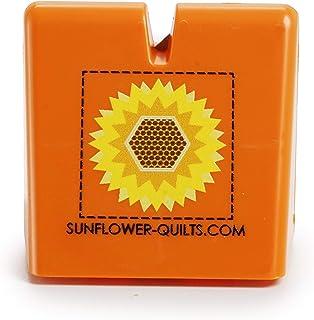 The Original Thread Cutter by Sunflower Quilts (Orange)