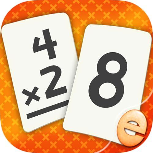 Juegos Partidos Flashcard Multiplicación Gratis Niños