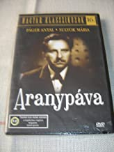 Aranypáva (1943) / Black and White Hungarian Classic / HUNGARIAN Audio Only [European DVD Region 2 PAL]