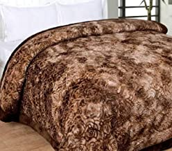 Ab home decor Super-Soft-Microfibre-Heavy-Quilt-Razai for Winter- for Double Bed