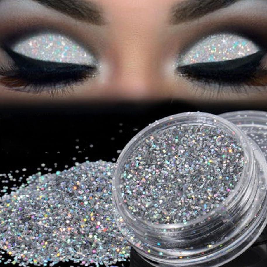 聞く残酷なテロリスト2018新番 化粧品 アイシャドウ Timsa 欧米風 アイシャドーパウダー ダイヤモンドグリッター スパークリングアイズ 極め細い パウダーアイシャドウ 2色選択 (A)