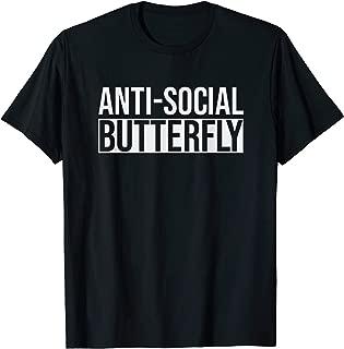 Anti Social Butterfly T-Shirt