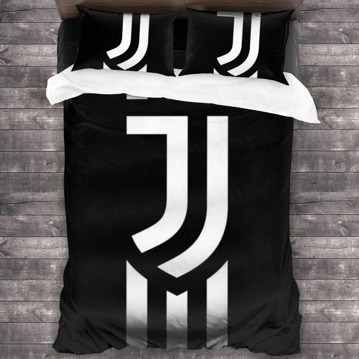 Not Juventus Bed Bedding Set Of Three Sets Of Pieces Quilt Cover Pillowcases Super Soft Microfiber Buy Online In Armenia Missing Category Value Products In Armenia See Prices