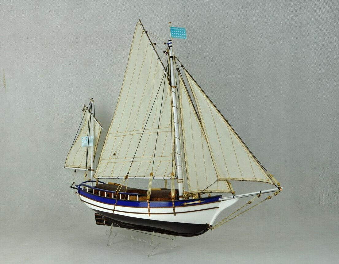 Spray Boston Sailboat Scale 1 30 kit Model Wood 666 100% quality warranty mm Beauty products Ship