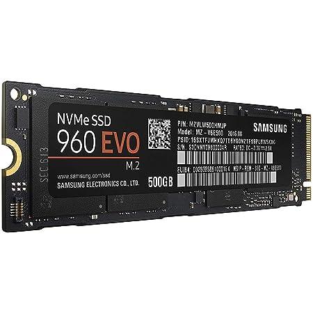 500GB NVMe MZ-V6E500BW Samsung 960 EVO Series M.2 Internal SSD Renewed