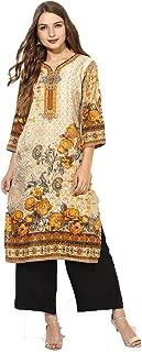 Lagi Kurtis Ethnic Women Kurta Kurti Tunic Digital Print Top Dress Casual Wear New Launch