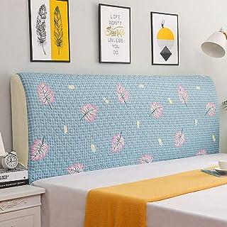 AYWJ Cabecera Funda Que se Puede Quitar Respaldo Cubrir, por Doble Cama Suave Caso Cabecera Grande atrás Lavable (Color : Color 10, Size : 190cm)