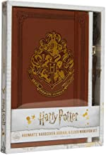Harry Potter: Hogwarts Hardcover Ruled Journal (With Pen)