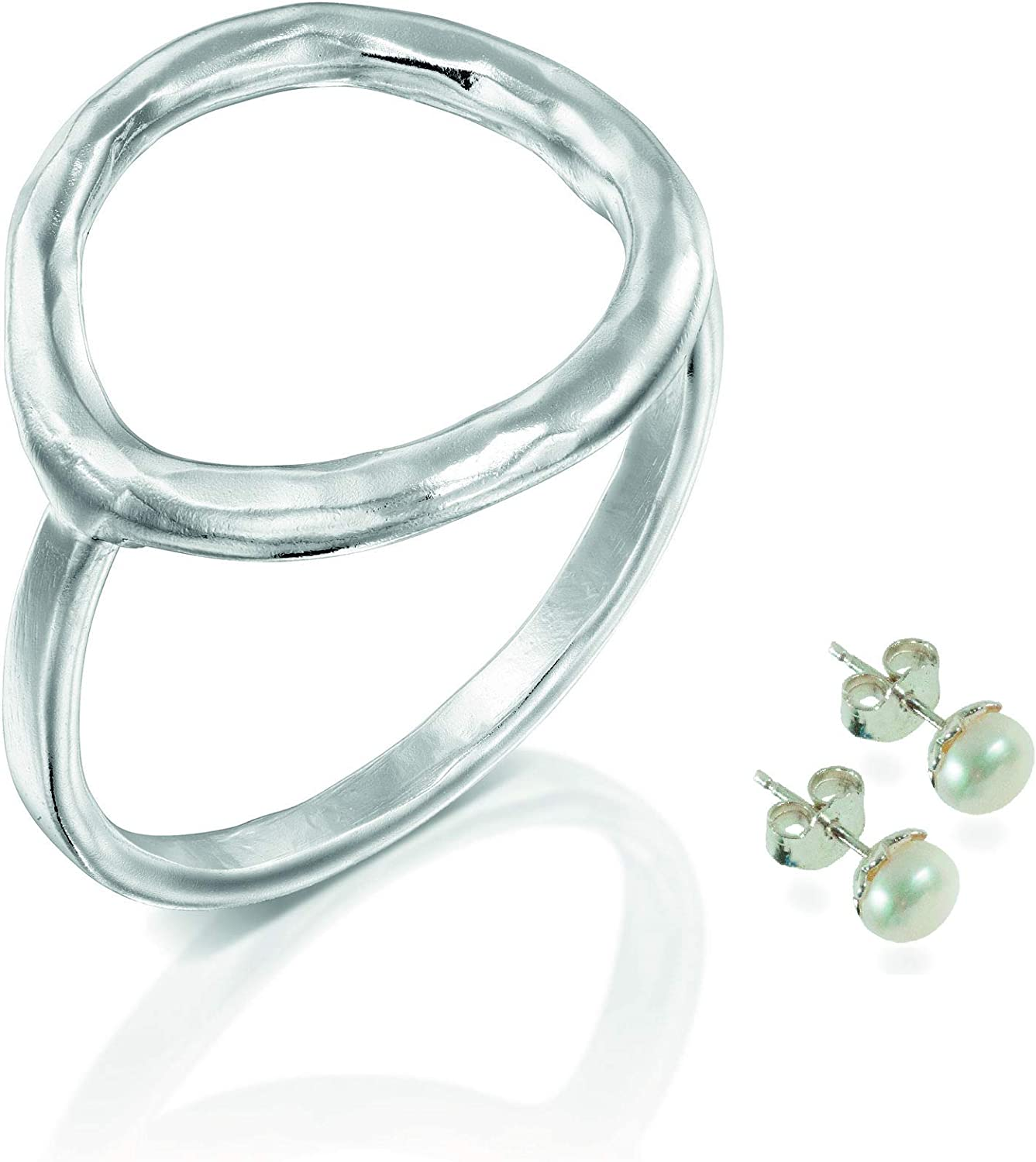 FABIN JEWELRY The Circle' - Open Symbol Popular brand quality assurance in the world Karma a Ring of Circle