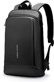 Business Backpack,Mark Ryden 15.6 Inch Super Slim Business Laptop Backpack for Men Anti Theft Backpack Waterproof College ...