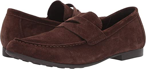 Dark Brown (Castagno) Suede