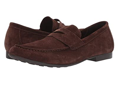 Born Roland (Dark Brown (Castagno) Suede) Men