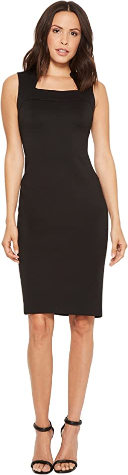 Calvin Klein - U-Neck Sheath Dress CD8M13KL