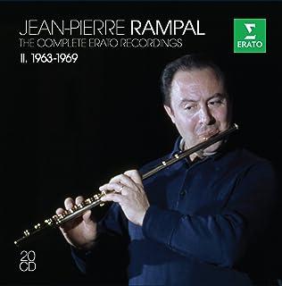 Jean-Pierre Rampal: The Complete Erato Recording II. 1963-1969