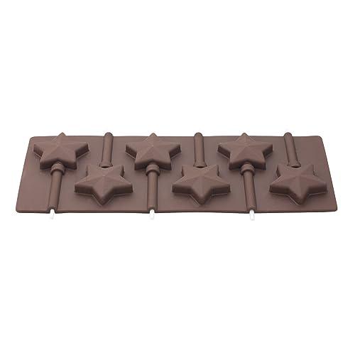 Chocolate Lollipop Moulds Amazoncouk