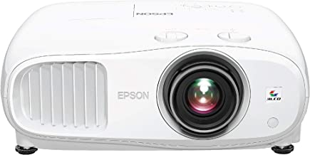 Epson Home Cinema 3800 4K PRO-UHD 3-Chip Projector with HDR (Renewed), White, Extra Large